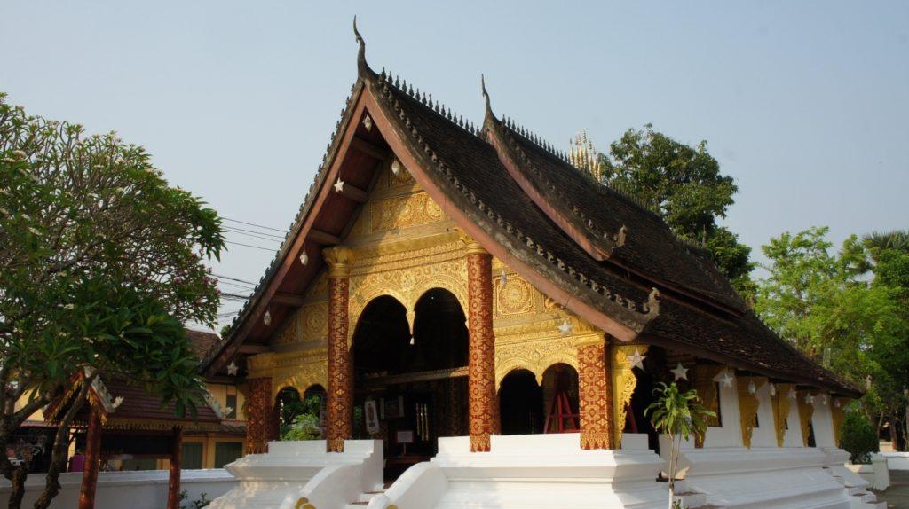 temple à Luang Prabang