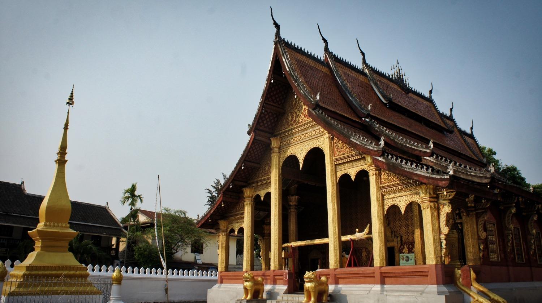 Luang Prabang : joyau architectural du Laos