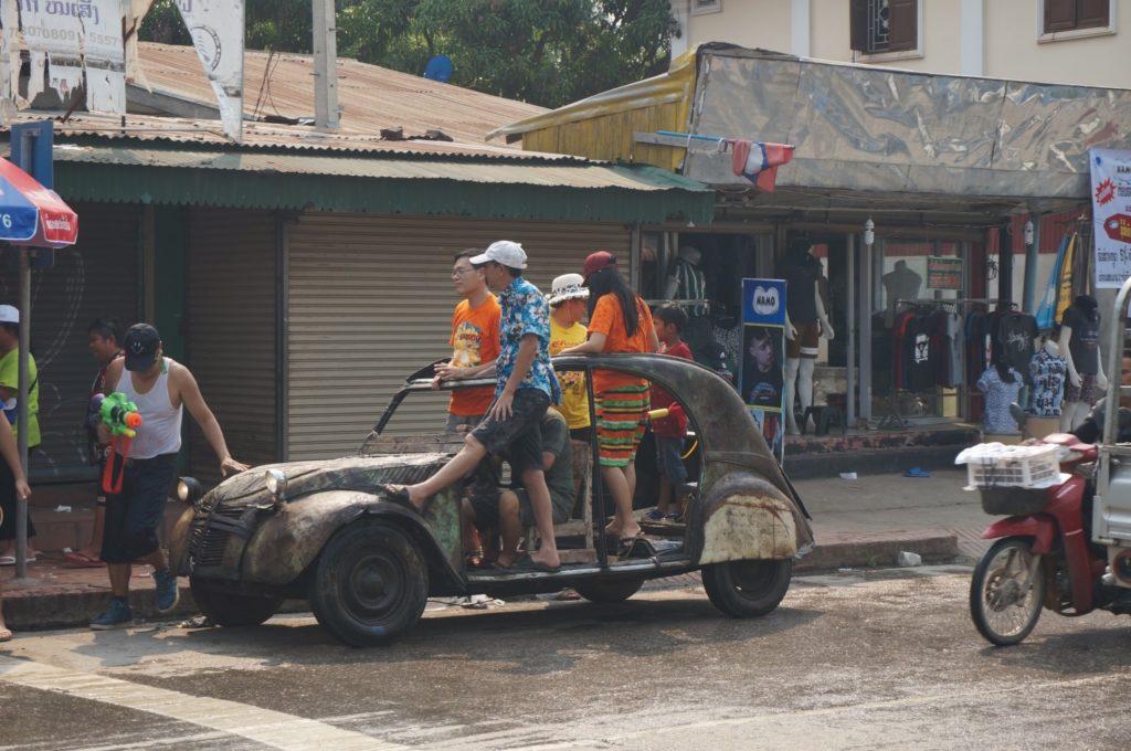 Pimai à Luang Prabang
