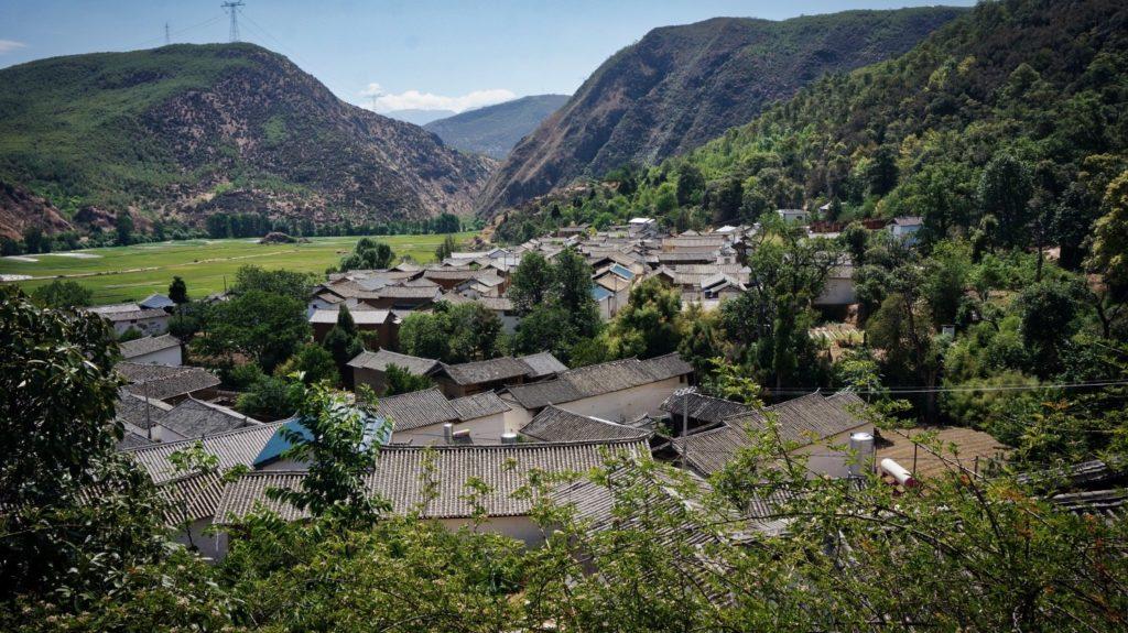 Yunnan à vélo