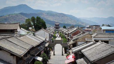 Weishan au Yunnan : ville ancienne remplie de charme