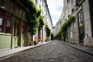 Passages secrets du 11ème arrondissement à Paris