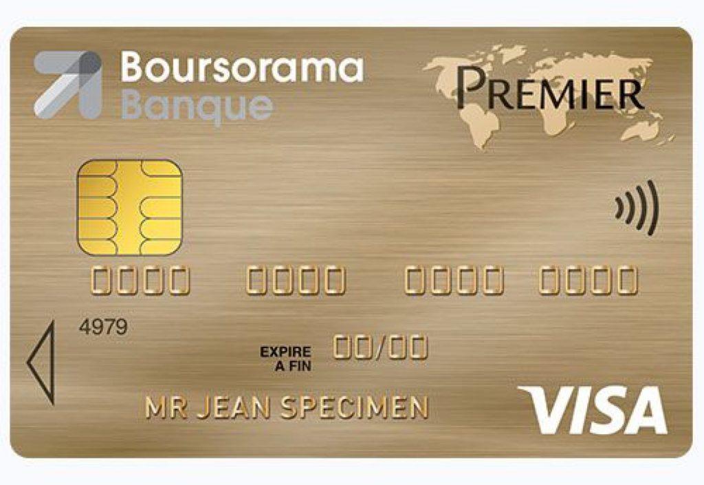 carte bancaire voyage boursorama