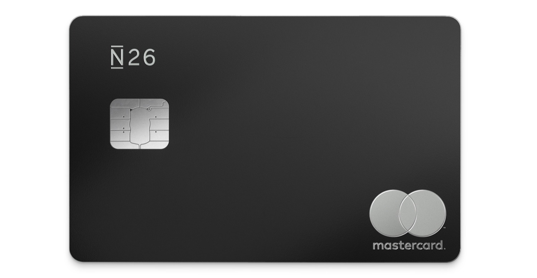 carte bancaire voyage n26