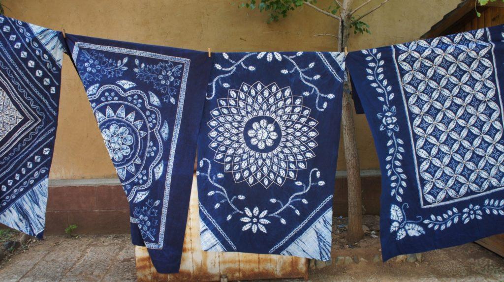 batik yunnan shaxi
