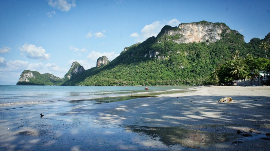 Ko Muk en Thaïlande