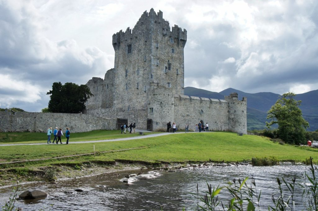 chateau de ross killarney