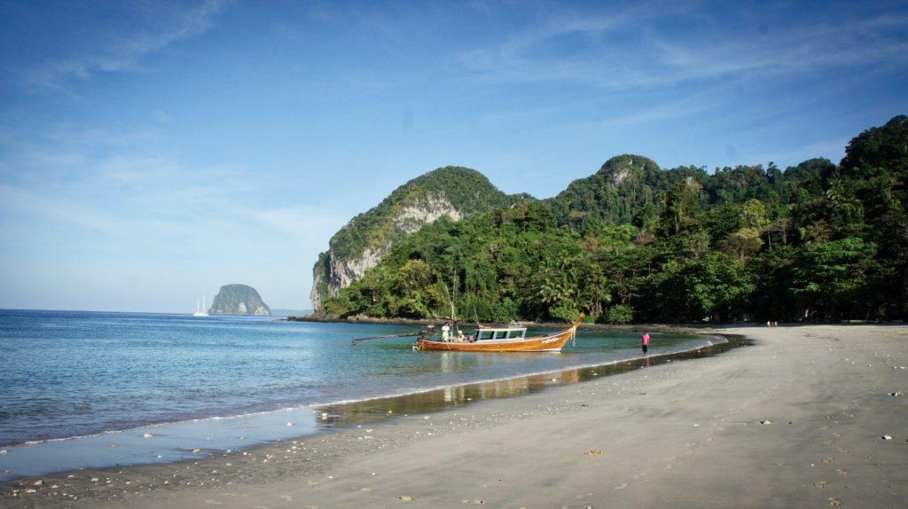 L'île de Ko Muk