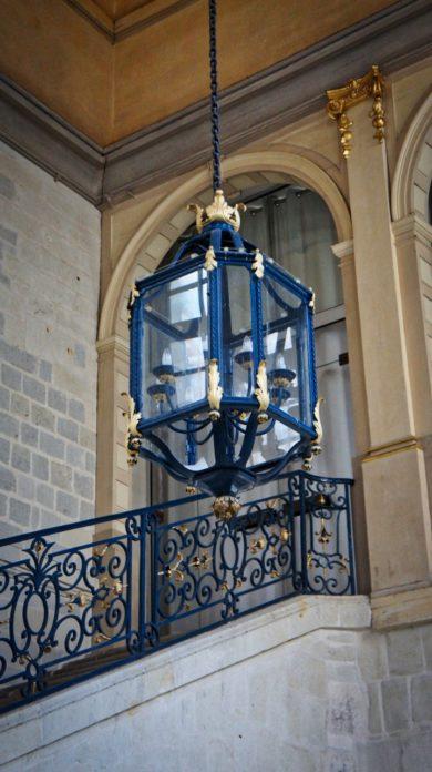 Hôtel de Blossac à Rennes