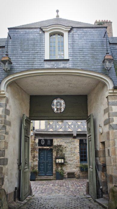 Hôtel de Blossac Rennes