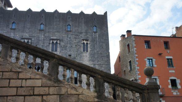 Autour de la cathédrale de Gérone