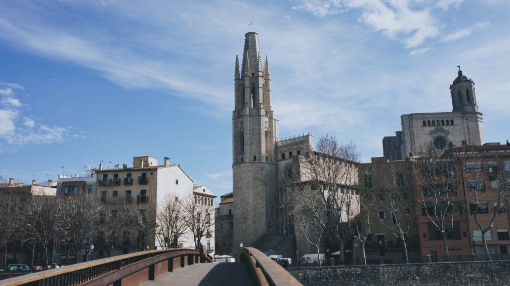 Basilique Sant Feliu à Gérone