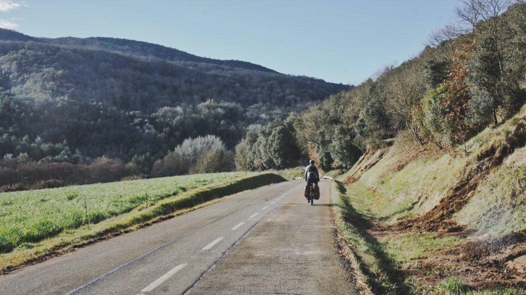 Voyager en Catalogne à vélo