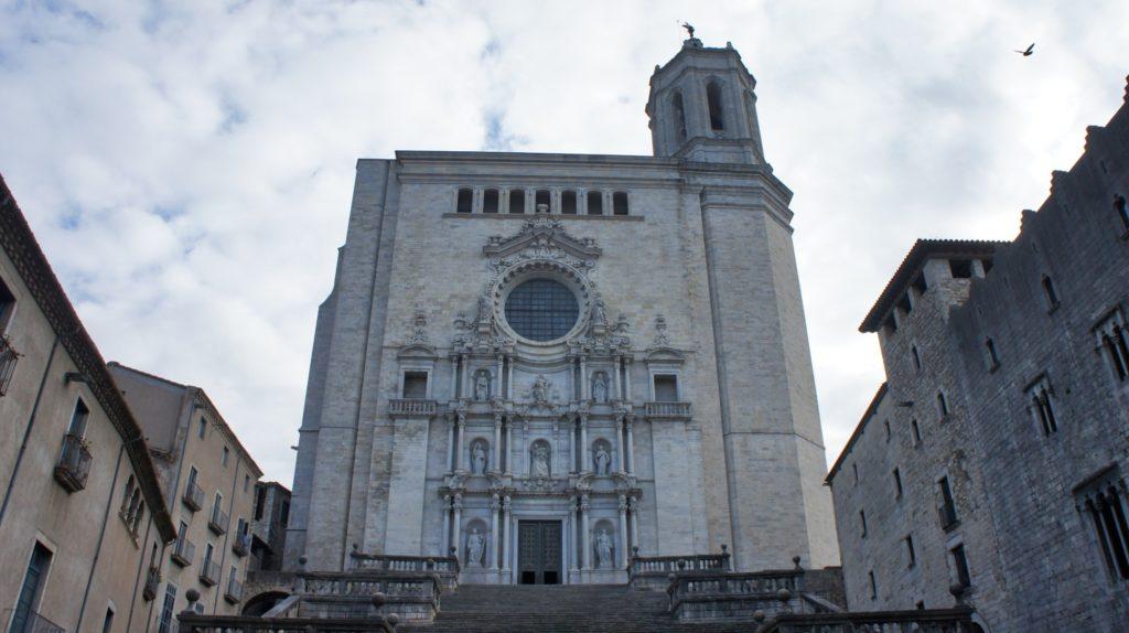 Cathédrale Santa Maria de Gérone