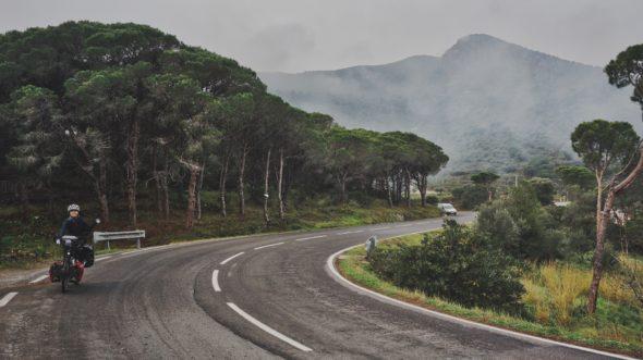 Catalogne à vélo
