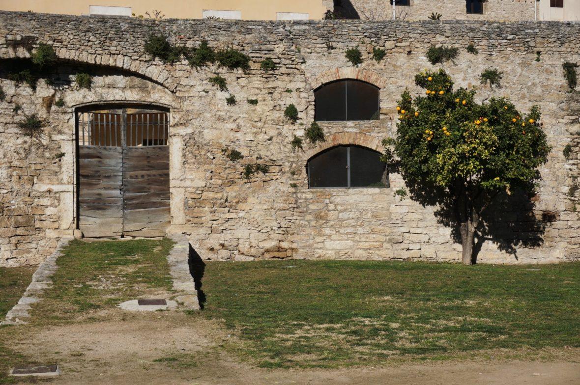 Ville de Banyolès en Catalogne
