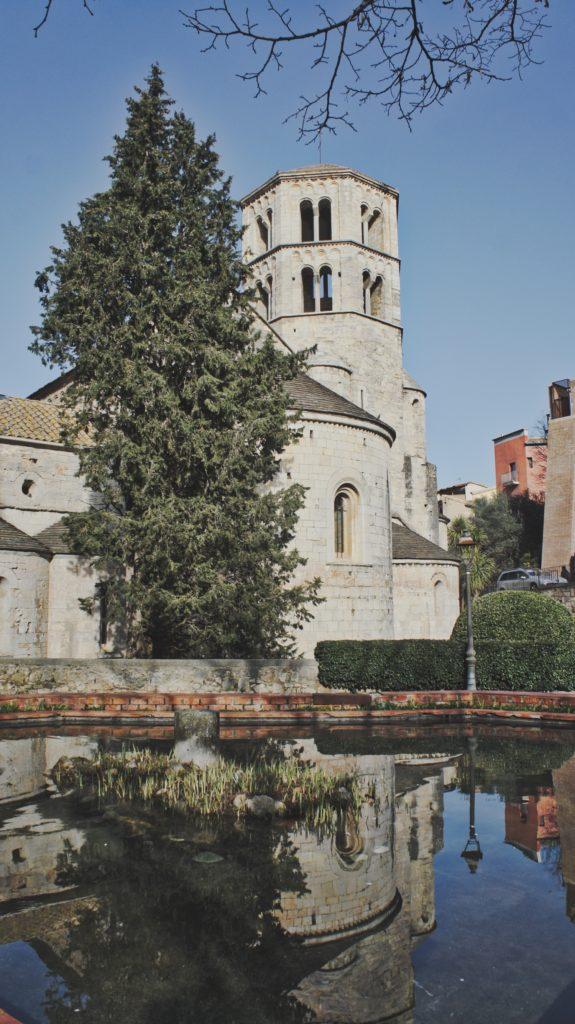 Monastère Sant Pere de Galligants à Gérone