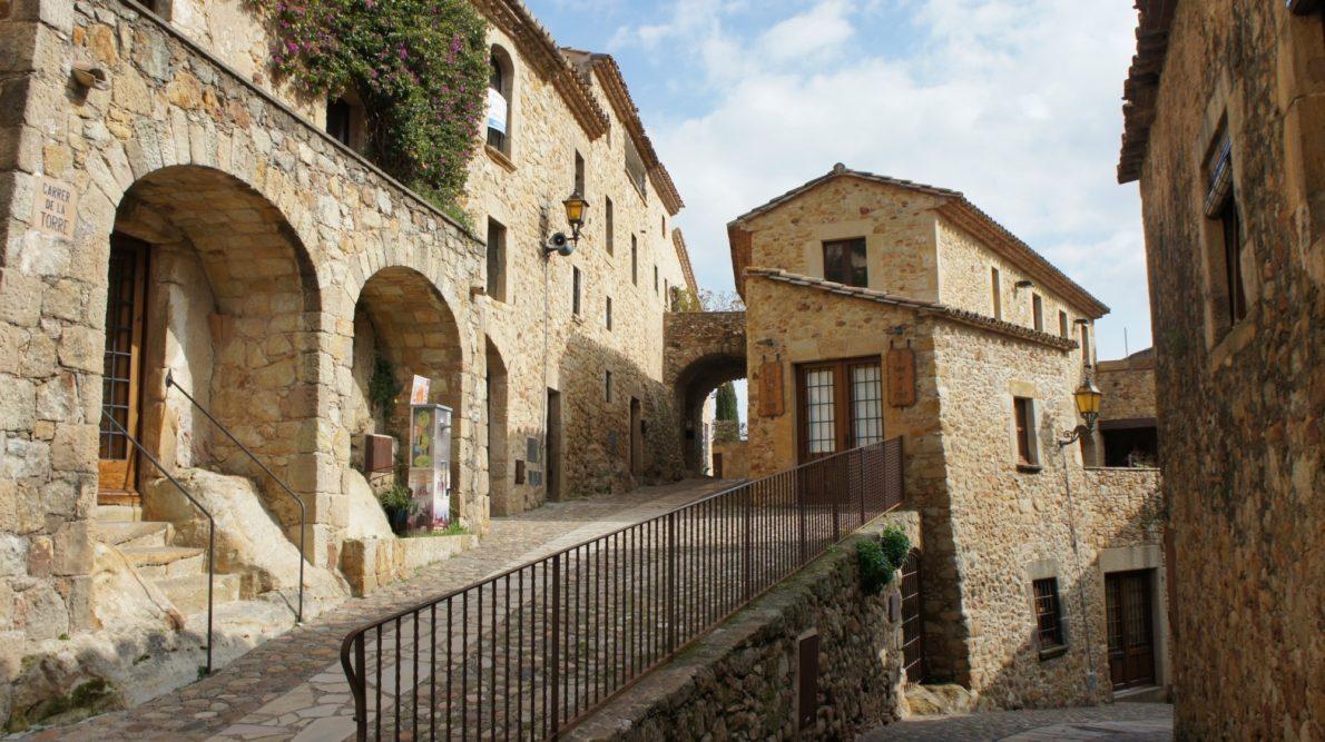 Costa Brava village Pals