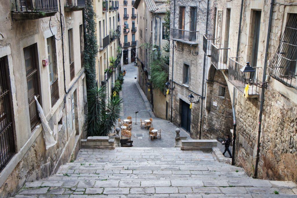 Quartier juif à Gérone