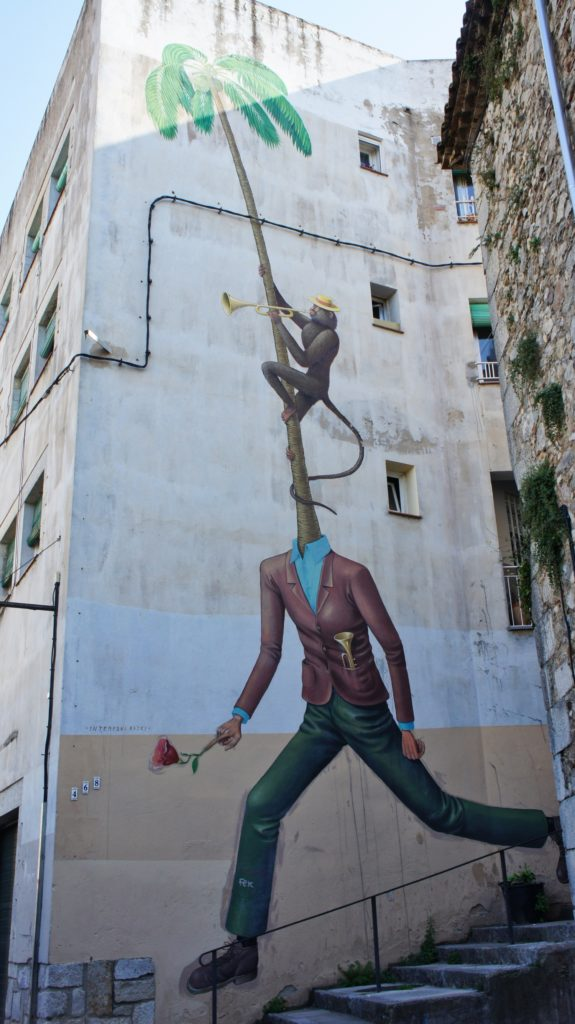 street-art à Gérone