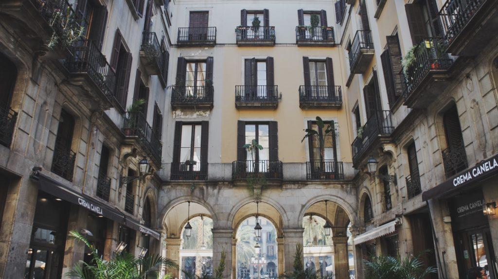 Passage Madoz à Barcelone
