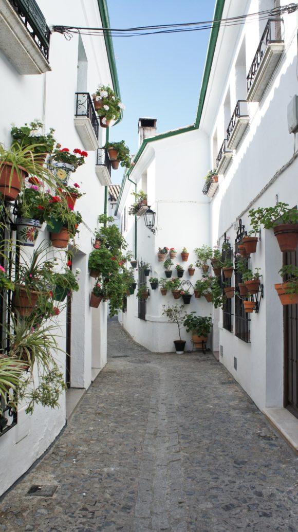 Priego de Cordoba en Andalousie