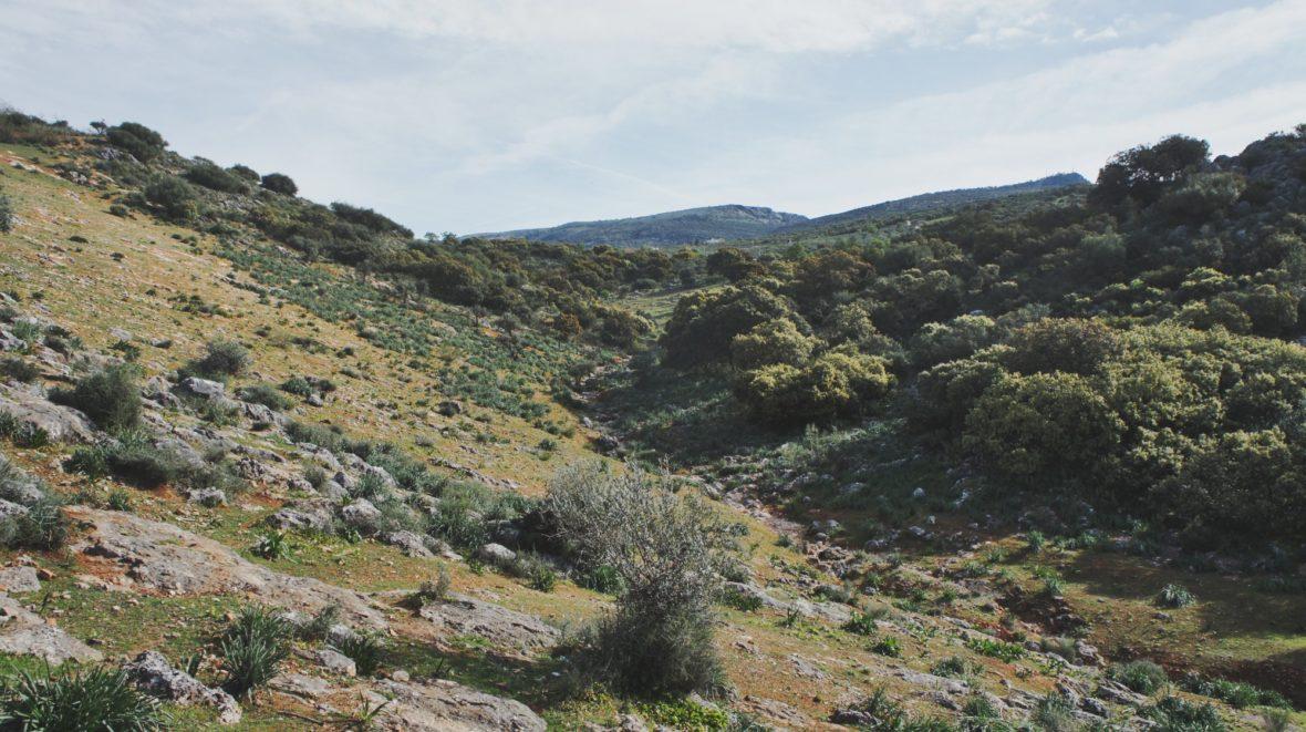 Voie verte de la Subbética Cabra Andalousie road trip à vélo