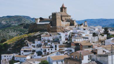 Road-trip à vélo en Andalousie #1