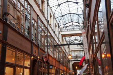 Visiter Paris en 10 passages couverts et galeries