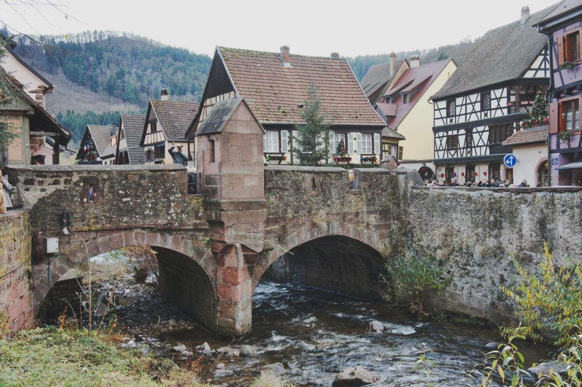 Kaysersberg route des vins d'Alsace
