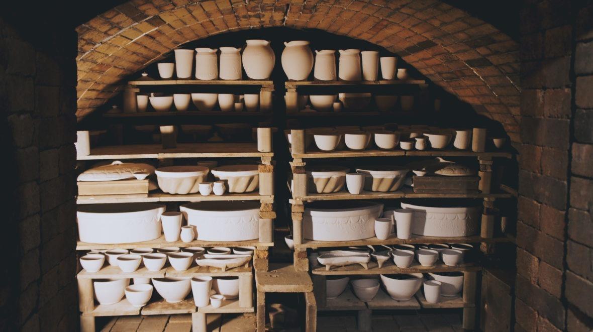 Maison du potier Ecomusée d'Alsace