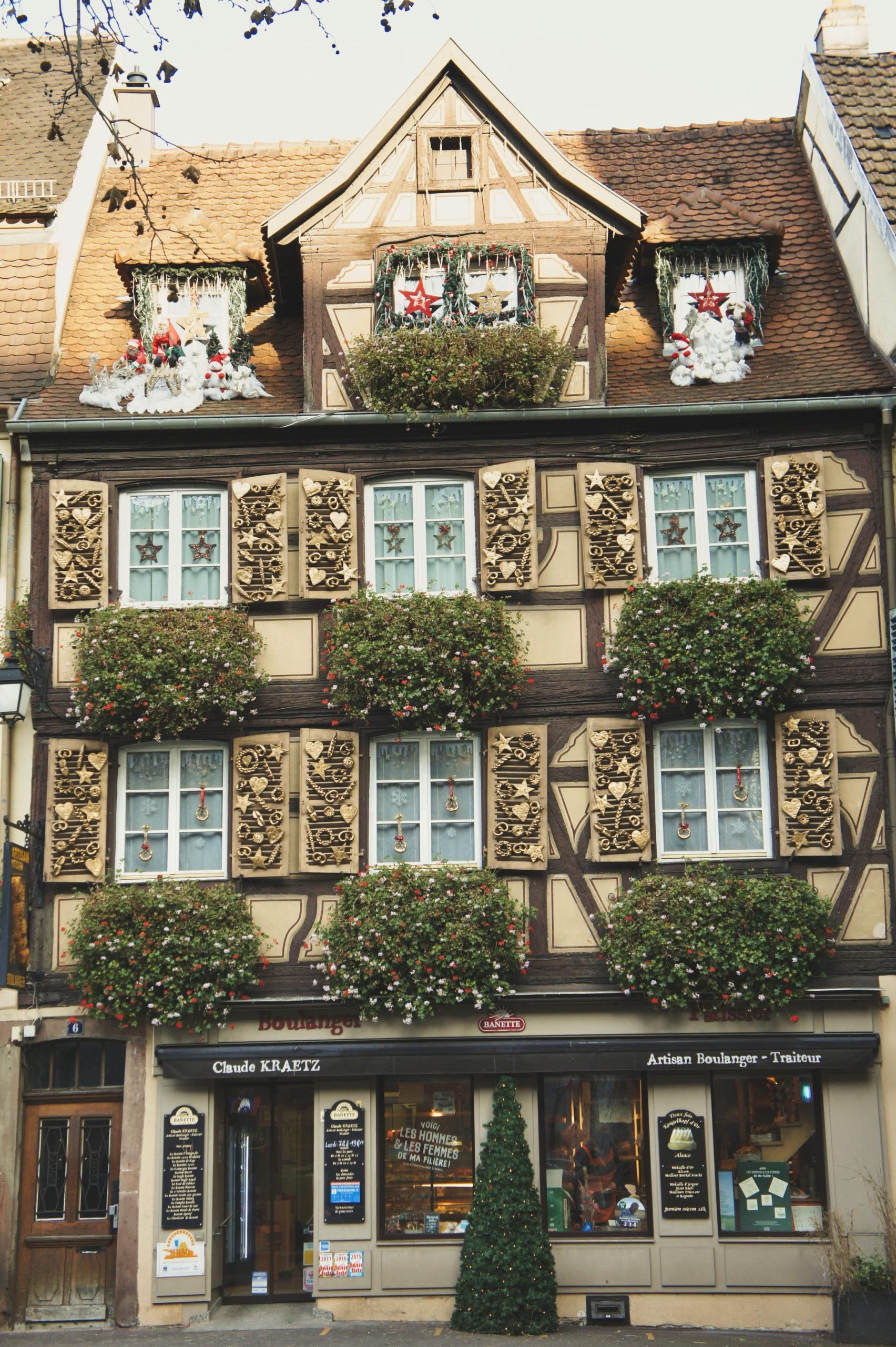 Boulangerie Kraetz à Colmar