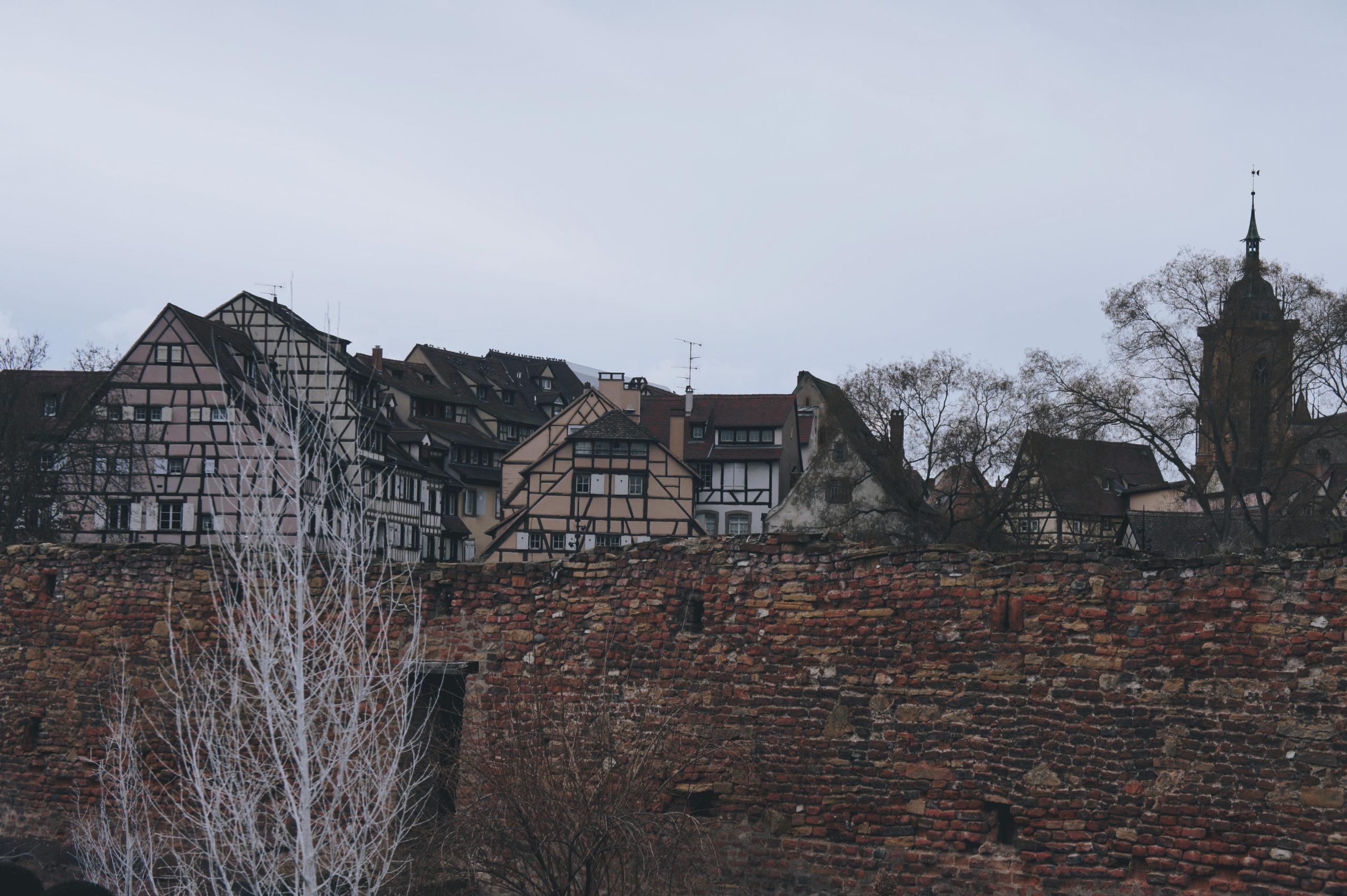 La muraille de Colmar