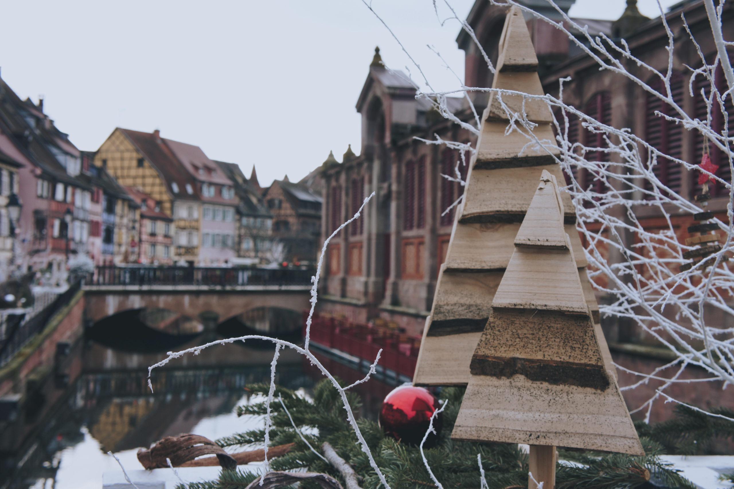 Dernières décorations de Noël qui restent