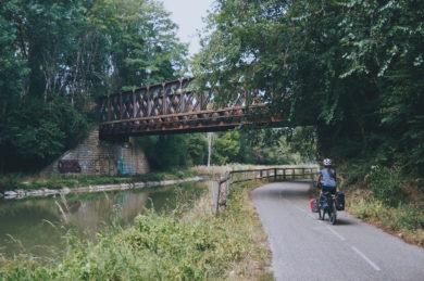 La Bourgogne à vélo #1 : à la découverte du pays de l'Auxois