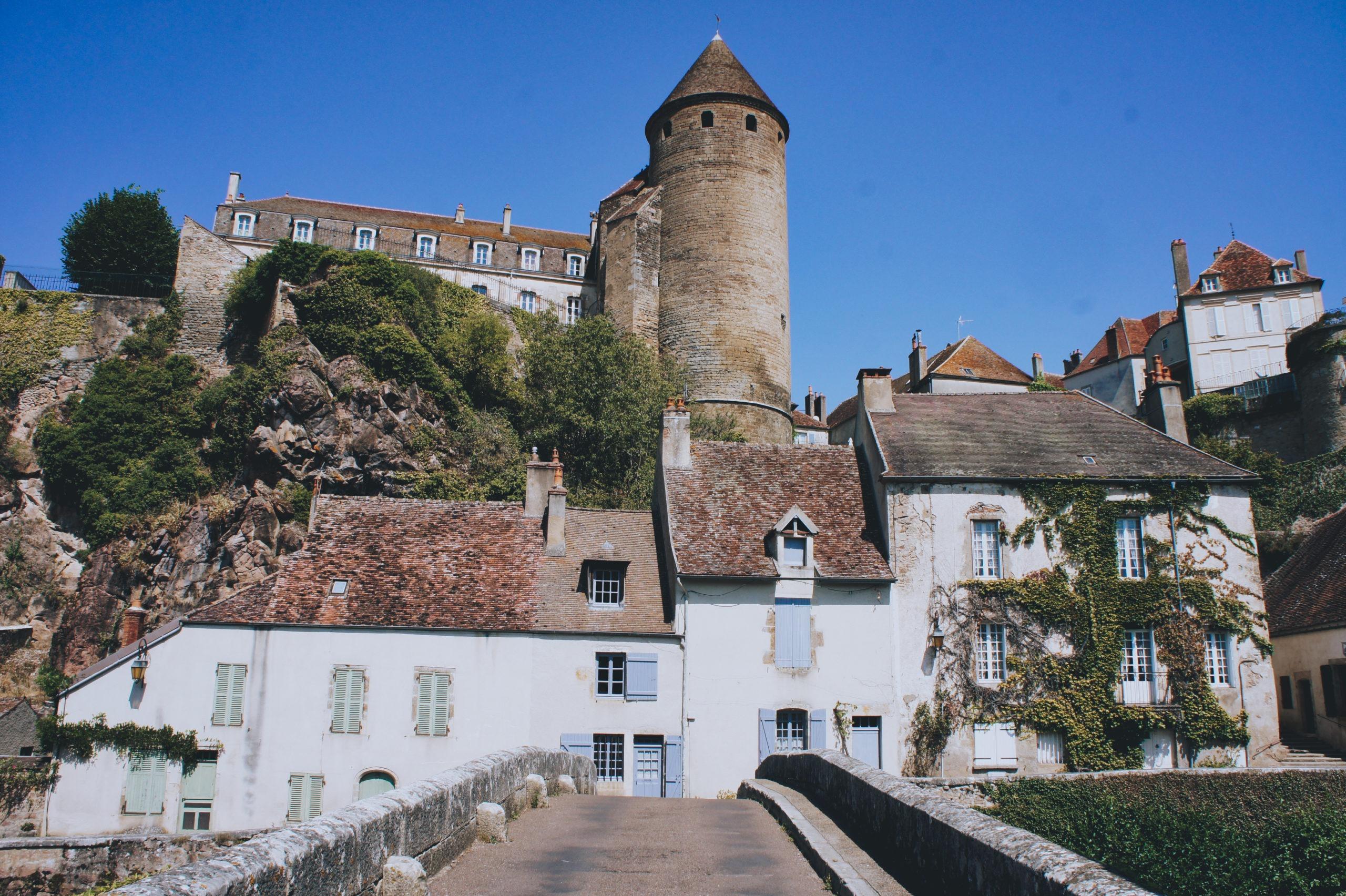Pont Pinard Semur-en-Auxois Bourgogne