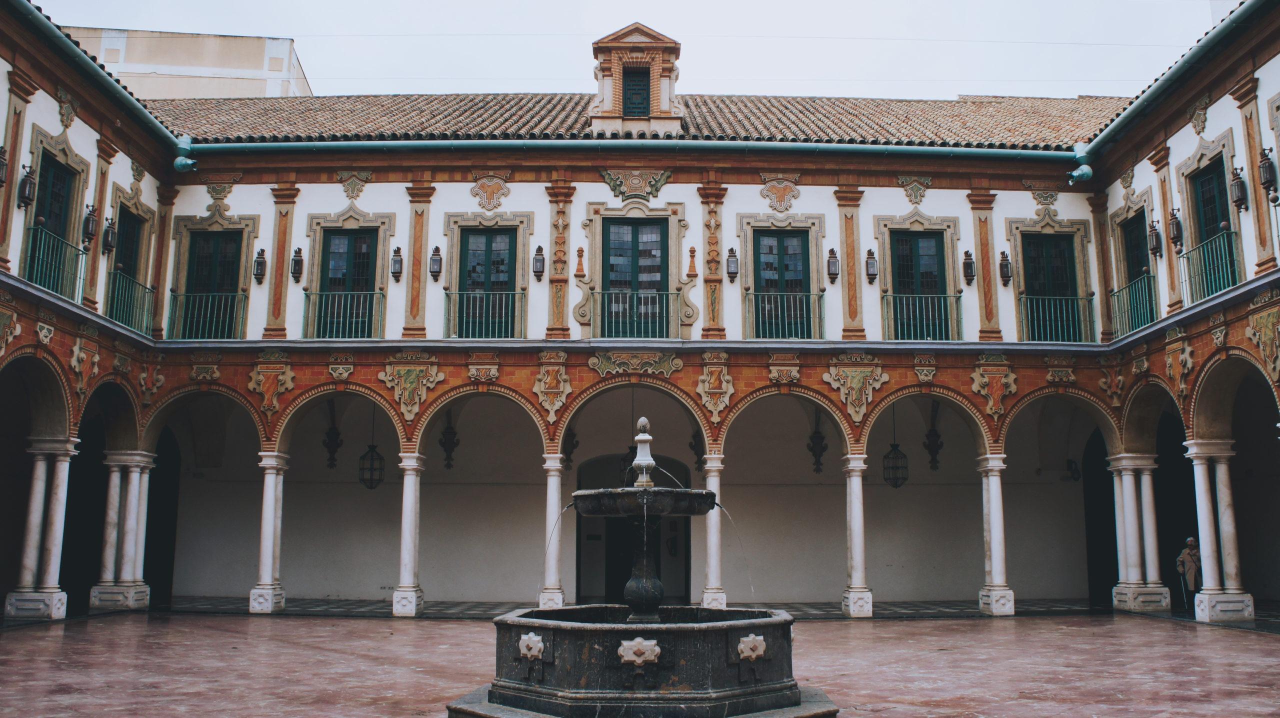palais de la merced à Cordoue