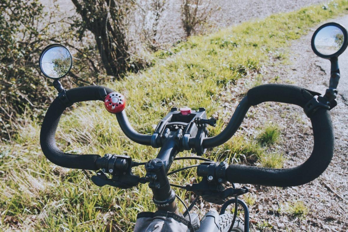 choisir le guidon pour son vélo de voyage