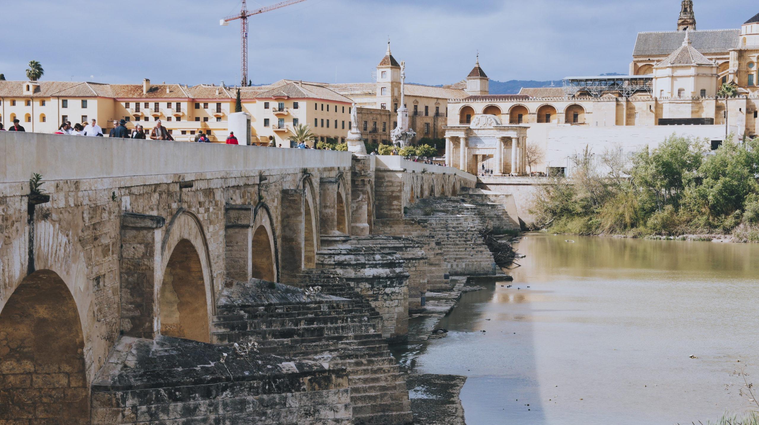 Le pont romain à Cordoue