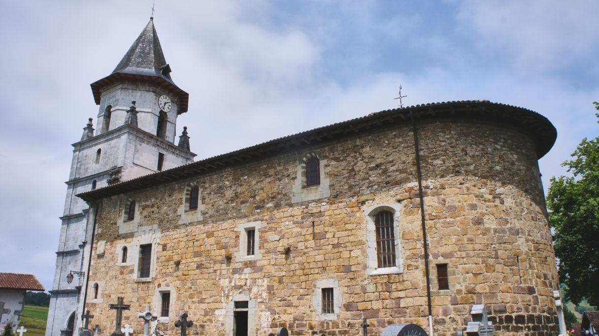 église d'Ainhoa