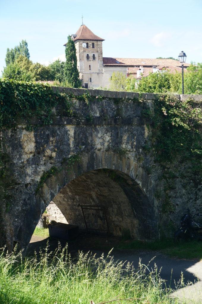 Espelette, pays basque à vélo