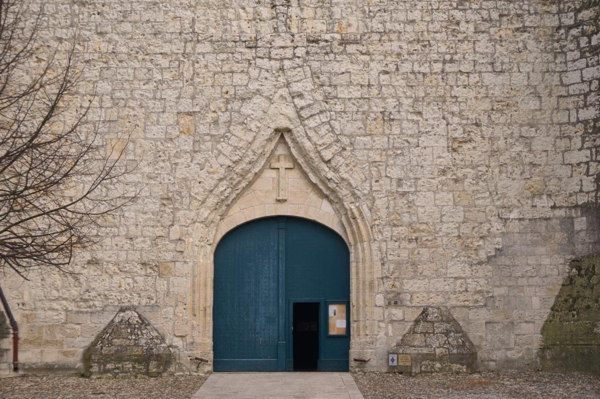 Cathédrale Saint-Gervais-et-Saint-Protais à Lectoure Gers
