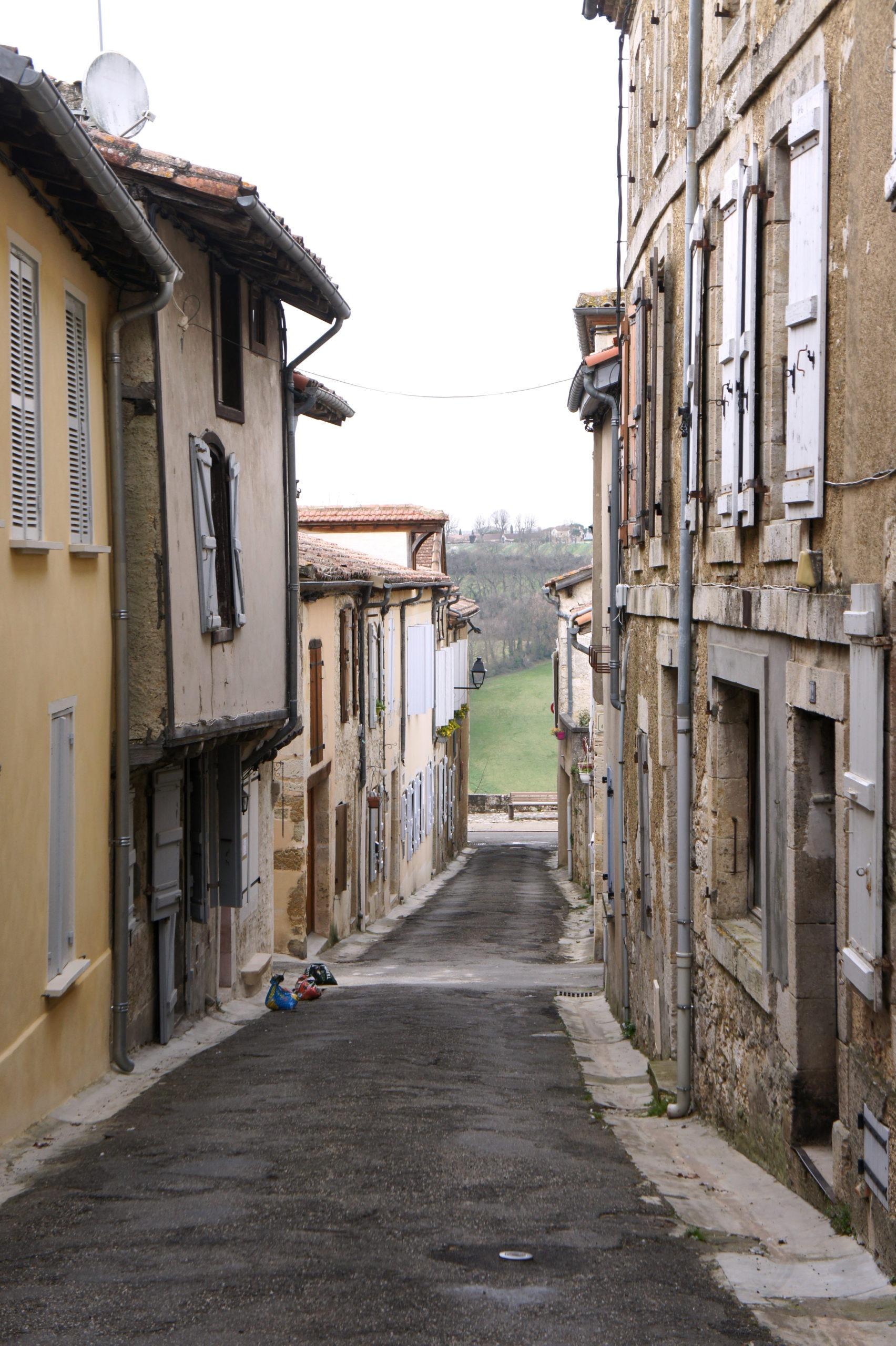 Rue Sainte-Claire Lectoure