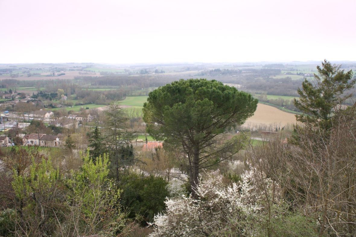 panorama grand bastion Lectoure