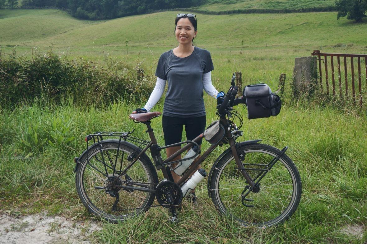 Pays basque nord à vélo