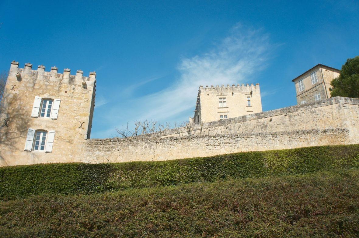 Le château de Terraube en Lomagne-Gascogne du Gers