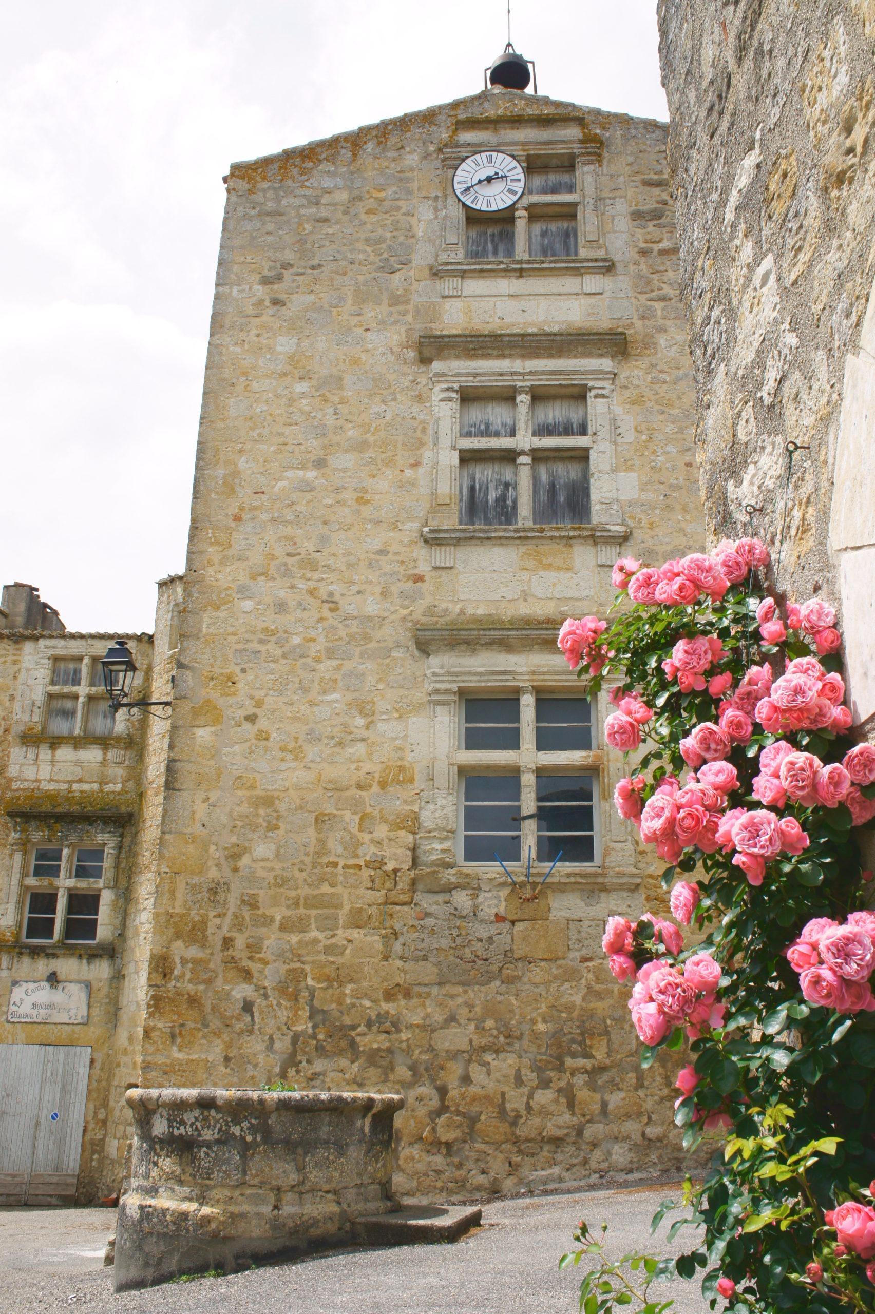 Pittoresque village de Saint-Orens-Pouy-Petit dans le Gers