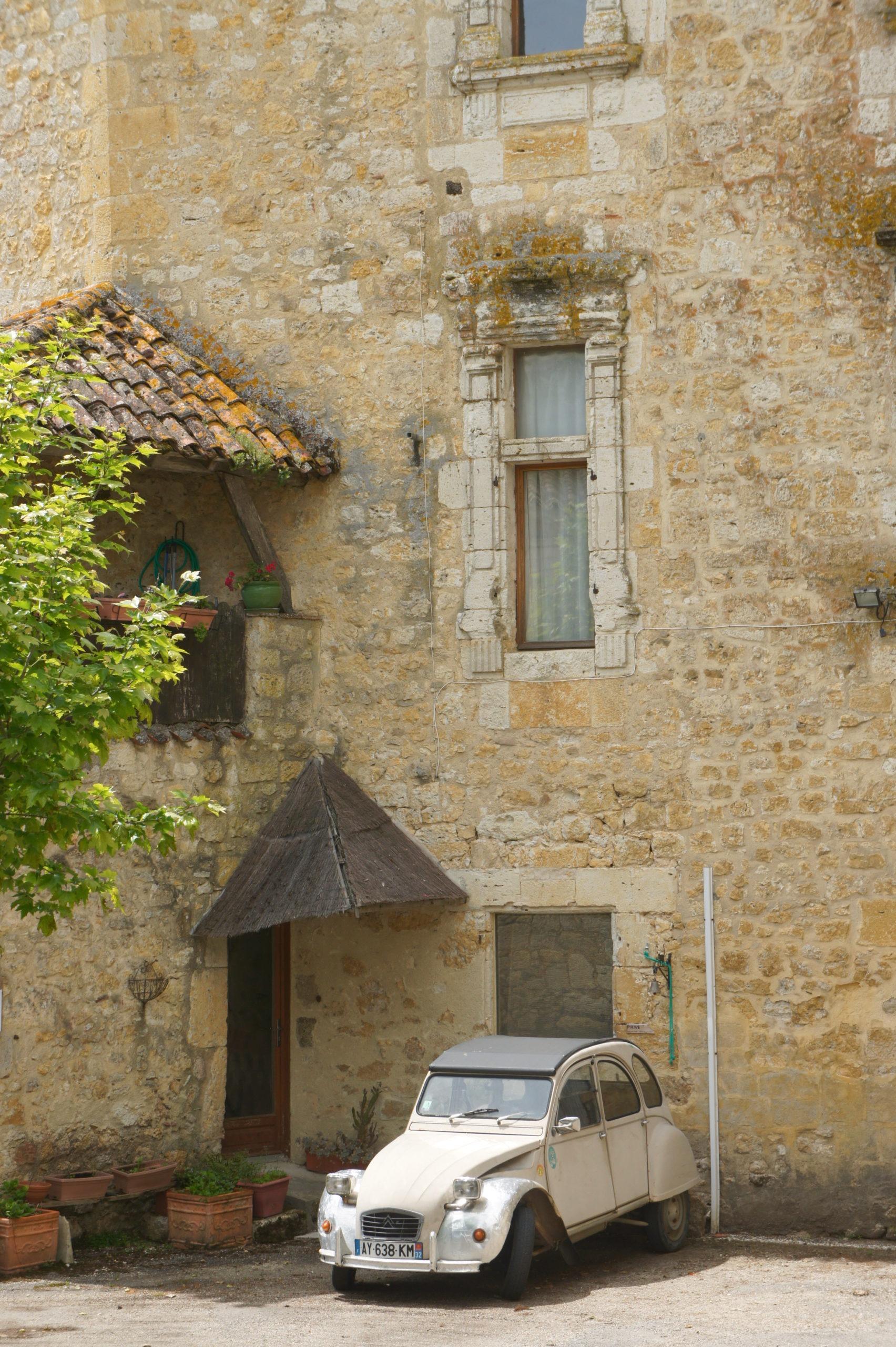 Placette de Saint-Orens-Pouy-Petit dans le Gers