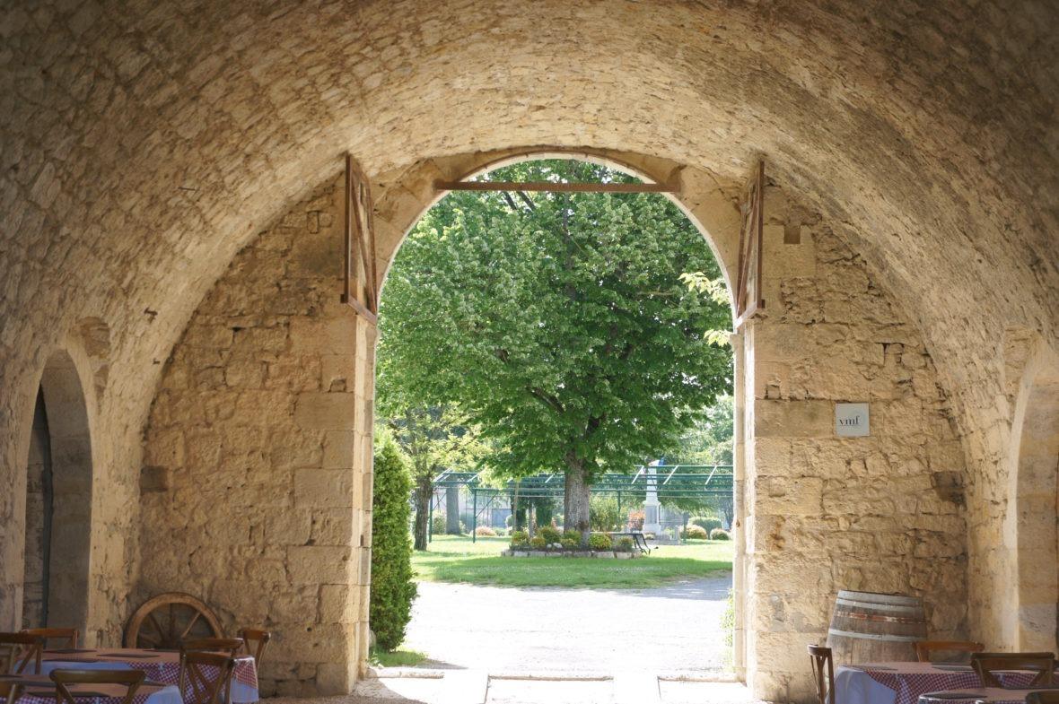 Le restaurant de Castelnau des Fieumarcon (Lagarde-Fimarcon) en Lomagne-Gascogne du Gers